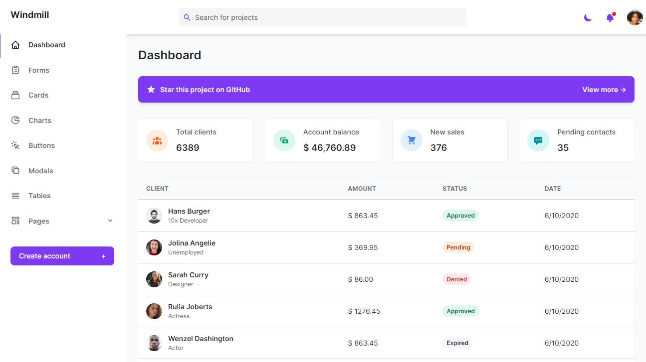 5-most-creative-design-admin-dashboard-using-bootstrap5-and-tailwind-windmill